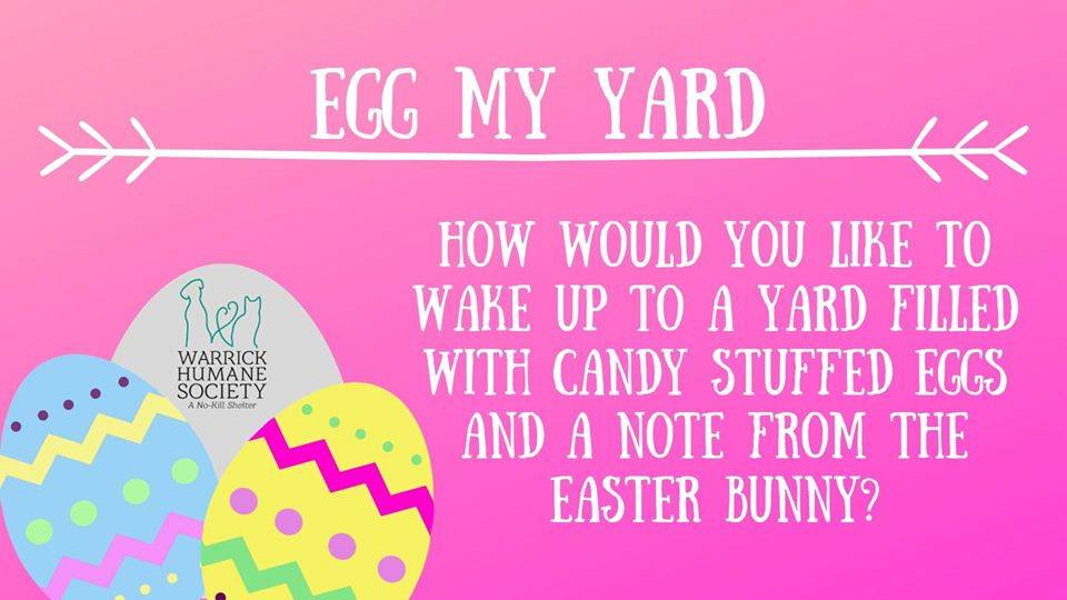 Let WHS Egg Your Yard!